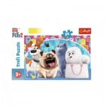 Trefl-14296 Pièces XXL - The Secret Life of Pets 2