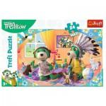 Trefl-14319 Pièces XXL - Treflikow