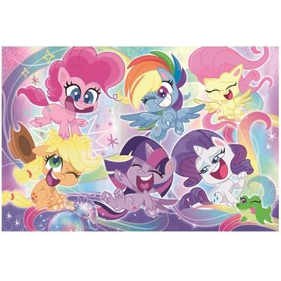 Trefl-14320 Pièces XXL - My Little Pony