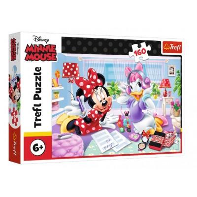 Trefl-15373 Minnie Mouse