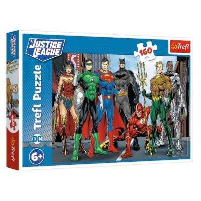 Trefl-15400 Justice League
