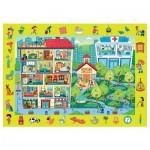 Trefl-15534 Puzzle Observation - Maison