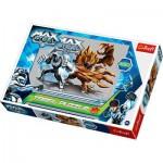 Trefl-16206 Max Steel : Combat de titans