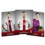 Trefl-16254 Joueurs de Football Polonais