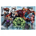Trefl-16272 Disney Marvel