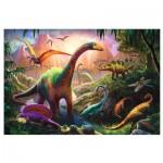 Trefl-16277 Le Monde de Dinosaures