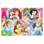 Trefl-16339 Disney Princess