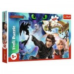Trefl-16392 Dreamworks - Dragons