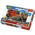 Trefl-17300 Bob The Builder