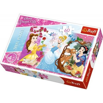 Trefl-17315 Disney Princess
