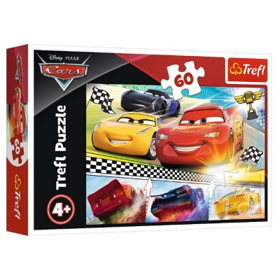 Trefl-17334 Cars