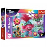 Trefl-17344 Dreamworks - Trolls World Tour