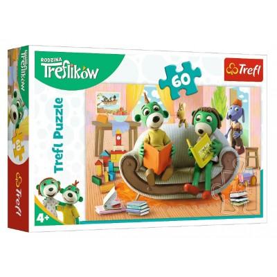 Trefl-17345 Treflikow