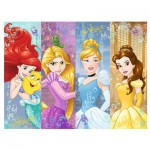 Trefl-18205 Disney Princesses