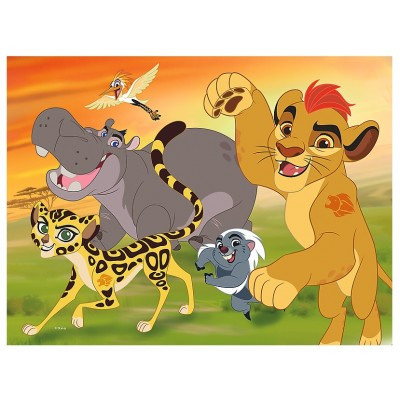 Trefl-18210 Disney Lion Guard