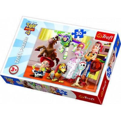 Trefl-18243 Toy Story 4