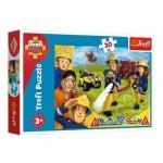 Trefl-18244 Sam le Pompier