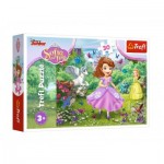 Trefl-18252 Disney Junior - Sofia The First