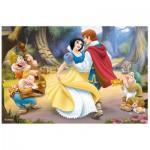 Trefl-19391 Princesse Disney : Blanche Neige et les Sept Nains