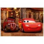 Trefl-19399 Cars 2 : Flash McQueen