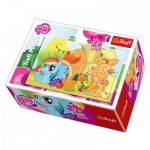Trefl-19465 Mini Puzzle - My Little Pony