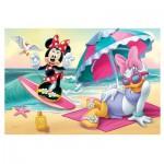 Trefl-19474 Mini Puzzle - Minnie Mouse