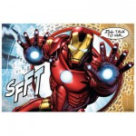 Trefl-19498 Mini Puzzle - Avengers