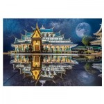 Trefl-26141 Wat Pa Phu Kon, Thaïlande