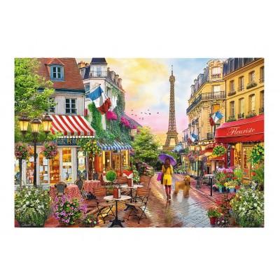 Trefl-26156 Charme Parisien