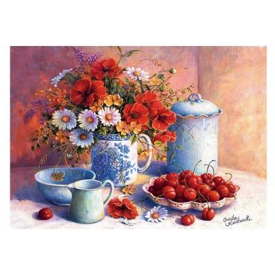 Trefl-27093 Hardwick Trisha - Sweet Afternoon
