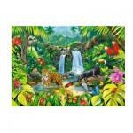 Trefl-27104 Forêt Tropicale