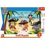 Trefl-31350 Puzzle Cadre - Pat' Patrouille