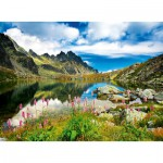 Trefl-33031 Pologne : Montagnes des Tatras
