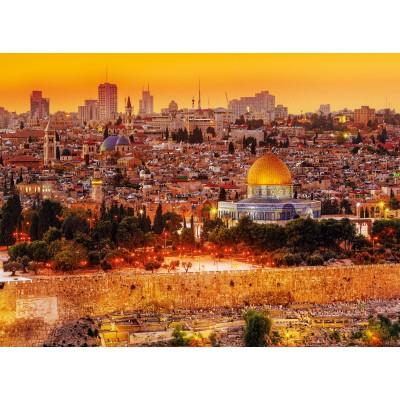 Trefl-33032 Israël : Jérusalem