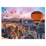 Trefl-33059 Balloons over Cappadocia