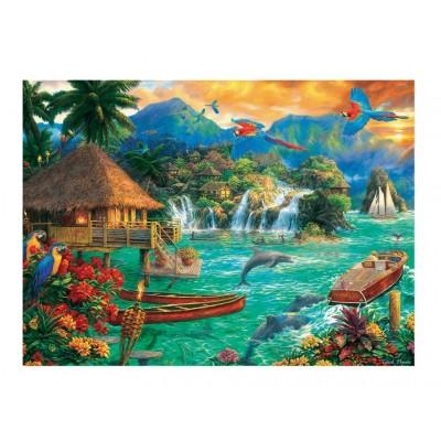 Trefl-33072 Island Life
