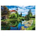 Trefl-37193 Lac de Chiemsee, Bavière