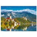 Trefl-37259 Bled, Slovénie