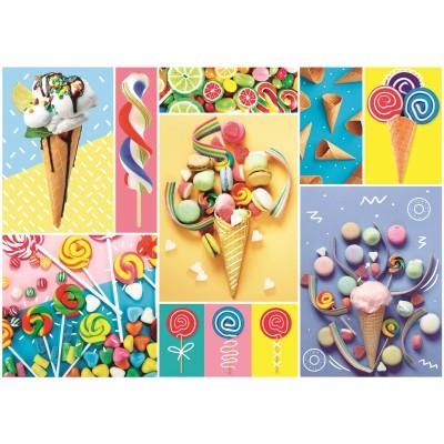 Trefl-37335 Favorite Sweets