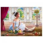 Trefl-37351 Petite Danseuse