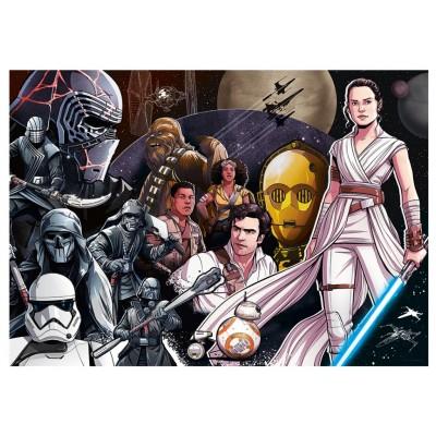 Trefl-37375 Star Wars 9