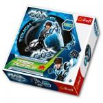 Trefl-39093 Puzzle Rond : Max Steel