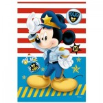 Trefl-54149-19555 Mini Puzzle - Mickey