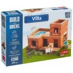 Trefl-60981 Build with Bricks - Villa