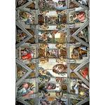 Trefl-65000 Michel Ange : La Chapelle Sixtine