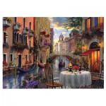 Trefl-65003 Venise Romantique