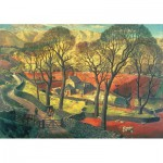 Wentworth-621504 Puzzle en Bois - James McIntosh Patrick: Springtime in Eskdale