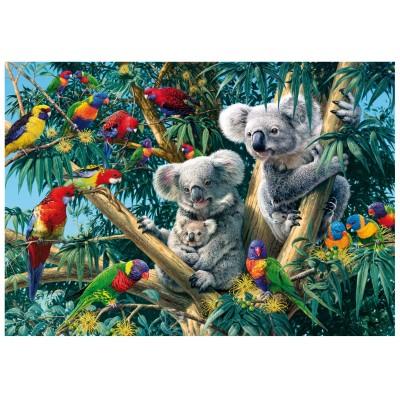 Wentworth-712705 Puzzle en Bois - Koala Outback