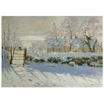 Wentworth-730904 Puzzle en Bois - Claude Monet - La Pie