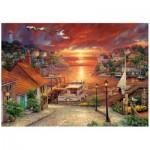 Wentworth-742608 Puzzle en Bois - Chuck Pinson - New Horizons